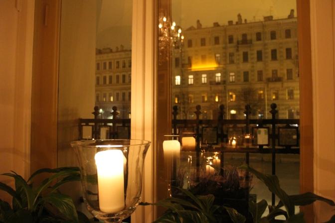 On Dark Café Days (and Nights)