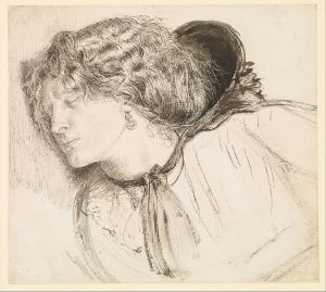 Dante_Gabriel_Rossetti_-_Found_-_Study_for_the_Head_of_the_Girl_-_Google_Art_Project