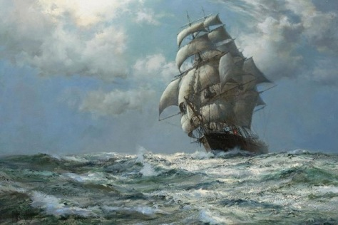 DIY-frame-Montague-Dawson-Uncharted-Waters-Ocean-Ship-Poster-Painting-Style-Fabric-Silk-Poster-Print-Great.jpg_640x640