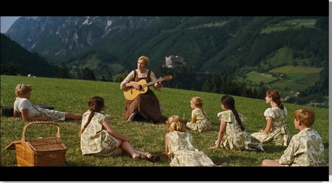 National Anthems in Film: The Sound of Music – Eidelweiss